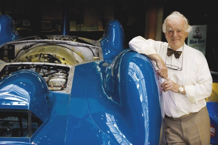 Konstruktor bolidów Donald Stevens  /Twój Styl