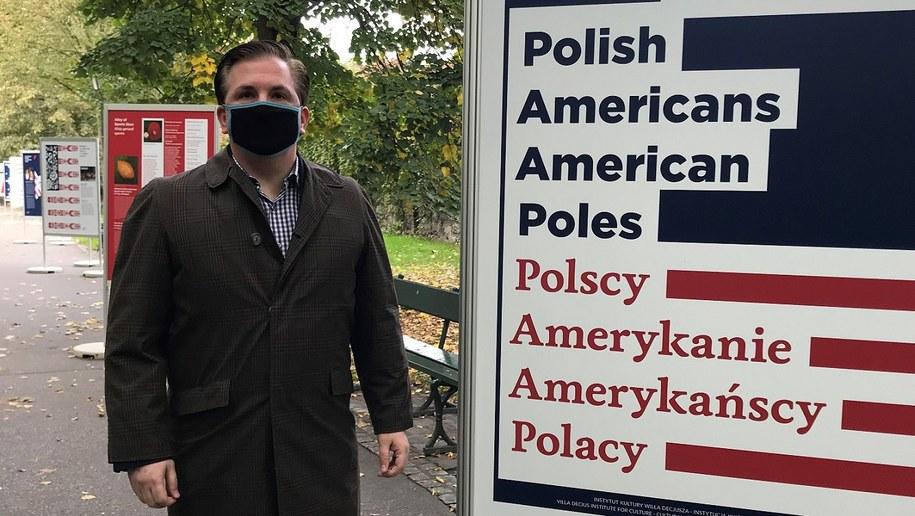Konsul Generalny USA w Krakowie Patrick T. Slowinski /Konsulat Generalny USA w Krakowie /Materiały prasowe