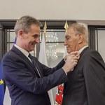 Konsul honorowy RP w Nicei odznaczony