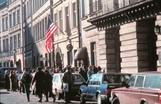 Konsulat USA w Krakowie. Fot. Jerry Bergman /Agencja SE/East News