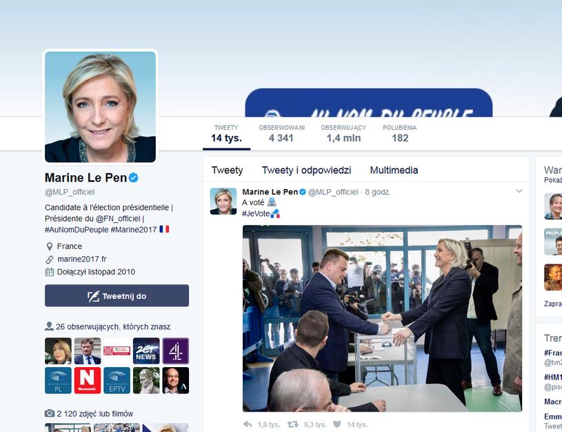 Kont TT Marine Le Pen /