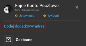konta zewnętrzne w aplikacji2 /INTERIA.PL