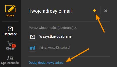 konto zewnętrzne /INTERIA.PL