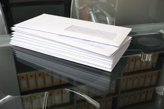 Kontrakt dla Polskiej Grupy Pocztowej na przesyłki sądowe może zostać zerwany /©123RF/PICSEL