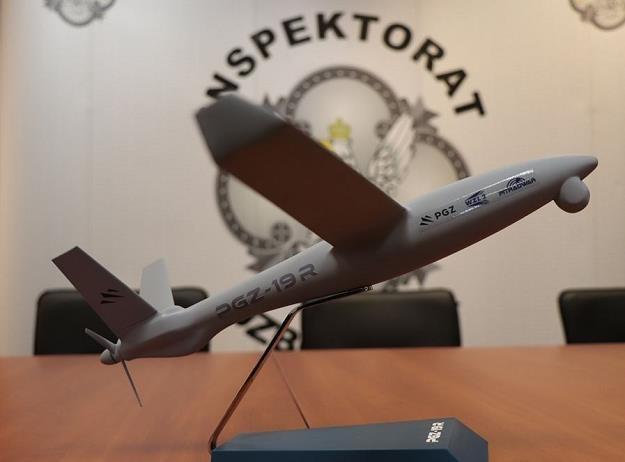 Kontrakt na drony Orlik za 800 mln zł /Informacja prasowa