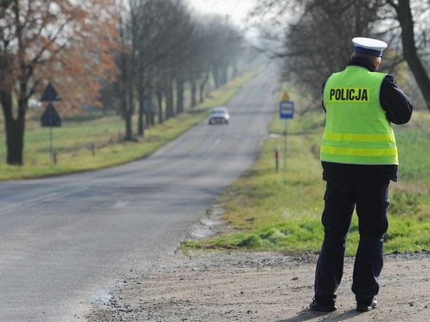 Kontrola drogowa (arch.) /Łukasz Solski /East News