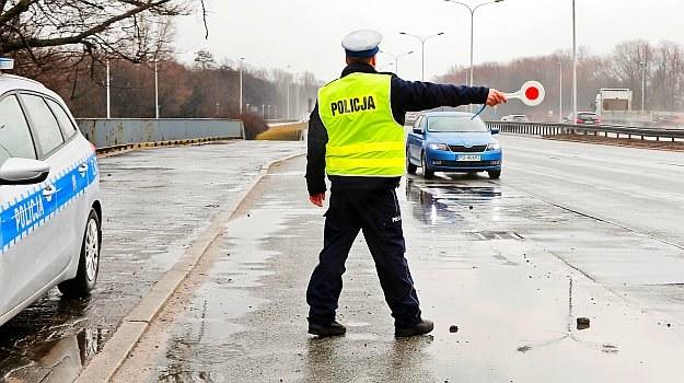 kontrola drogowa /Motor