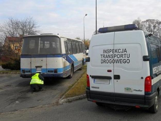 Kontrola w Wadowicach / Fot: ITD /