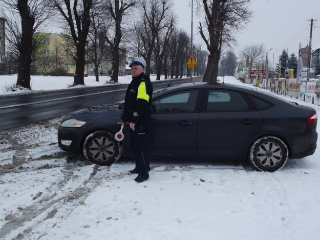 Kontrole drogowe /KWP Gorzów Wielkopolski