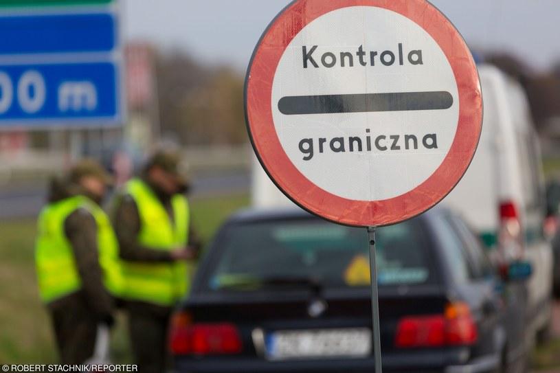 Kontrole na granicach strefy Schengen zostaną przywrócone, zdj. ilustracyjne /ROBERT STACHNIK/REPORTER /East News