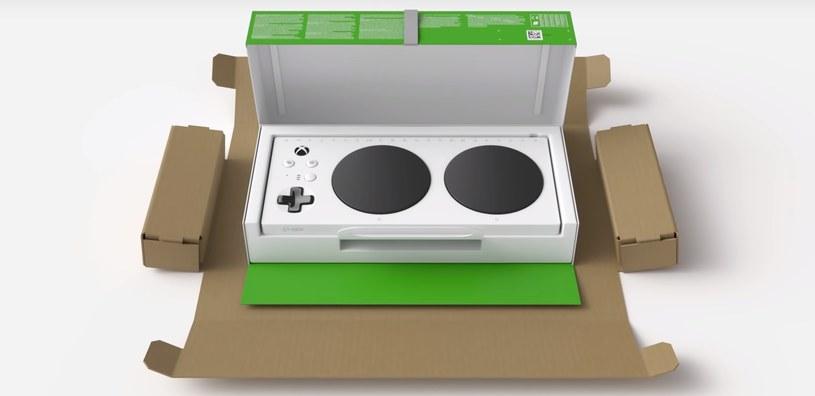 Kontroler Adaptacyjny Xbox /materiały prasowe