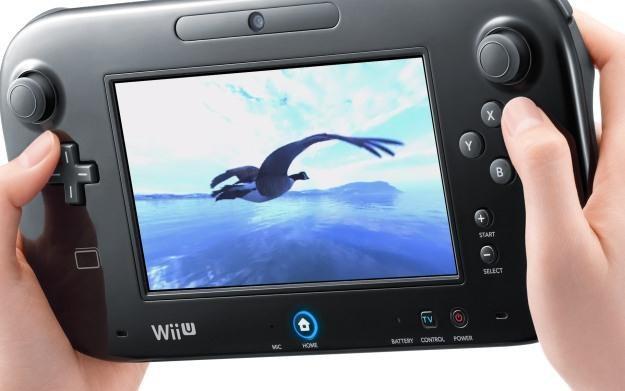 Kontroler do konsoli Wii U - motyw graficzny /Informacja prasowa