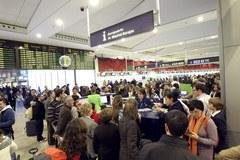 Kontrolerzy ruchu wywołali paraliż lotnisk w Hiszpanii