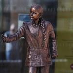 Kontrowersje wokół pomnika Grety Thunberg. Kosztował 24 tys. funtów