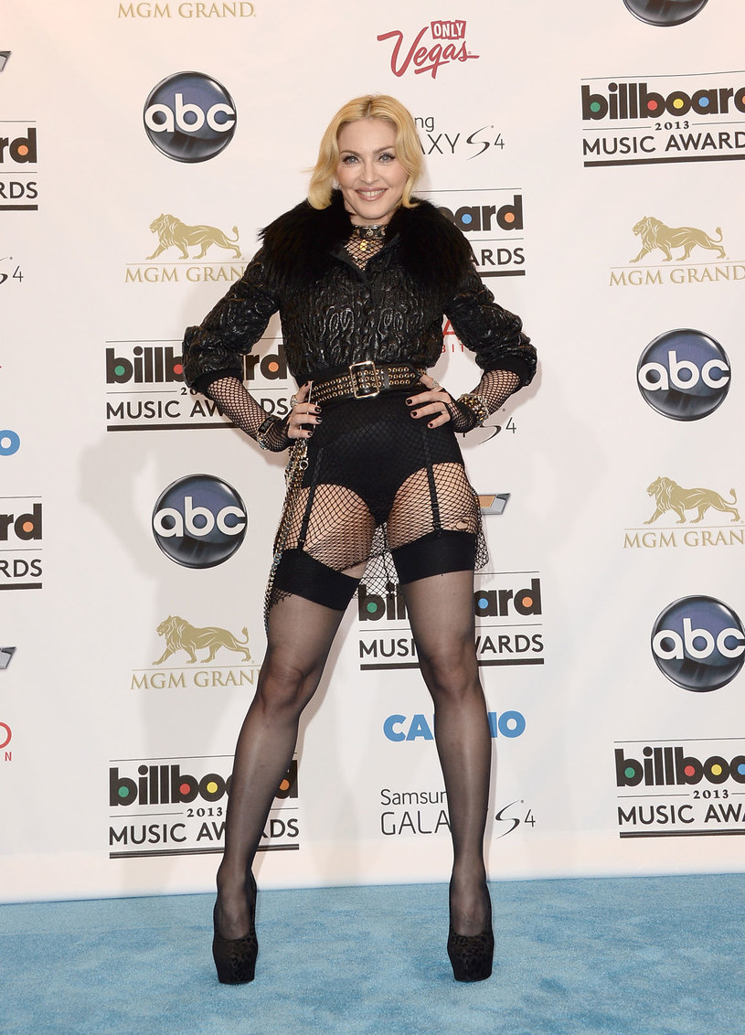 Kontrowersyjna królowa muzyki pop właśnie kończy 56 lat /Getty Images