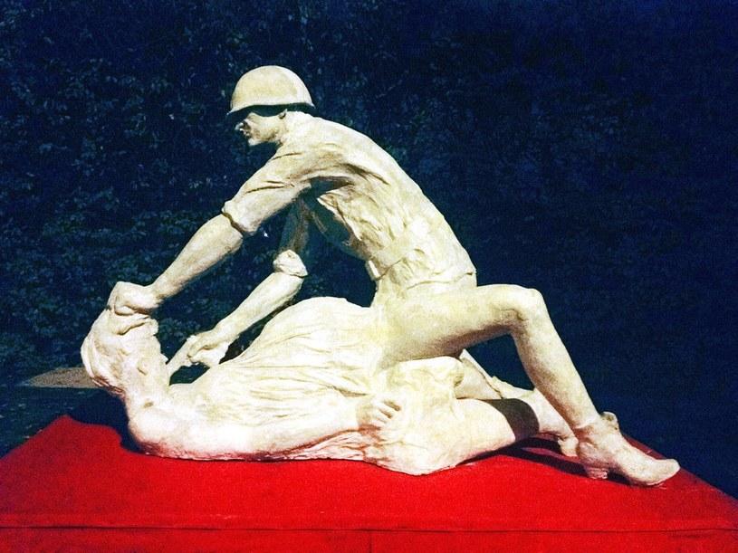 Kontrowersyjna rzeźba studenta, archiwum autora /East News