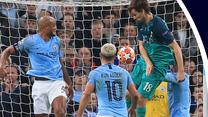 Kontrowersyjna sytuacja w LM. Ręka Llorente daje awans Tottenhamowi. Wideo