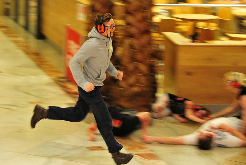 Kontrowersyjne ćwiczenia antyterrorystyczne /Reuters /Agencja FORUM