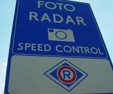 Kontrowersyjne fotoradary
