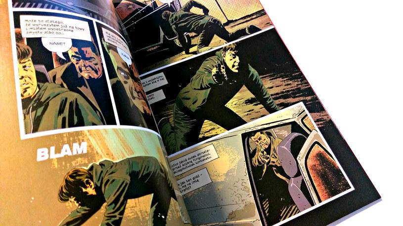 """Kontynuacja """"Zabij albo zgiń"""" to rewelacyjny komiks, ale nie zbliżajcie się do niego, jeśli nie czytaliście równie fenomenalnej części pierwszej /INTERIA.PL"""