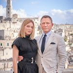 Kontynuacja zdjęć do nowego Bonda. Aktorzy grają na południu Włoch