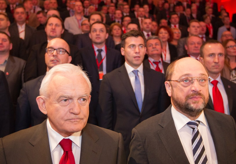 Konwencja Krajowa Sojuszu Lewicy. /Andrzej Grygiel /PAP