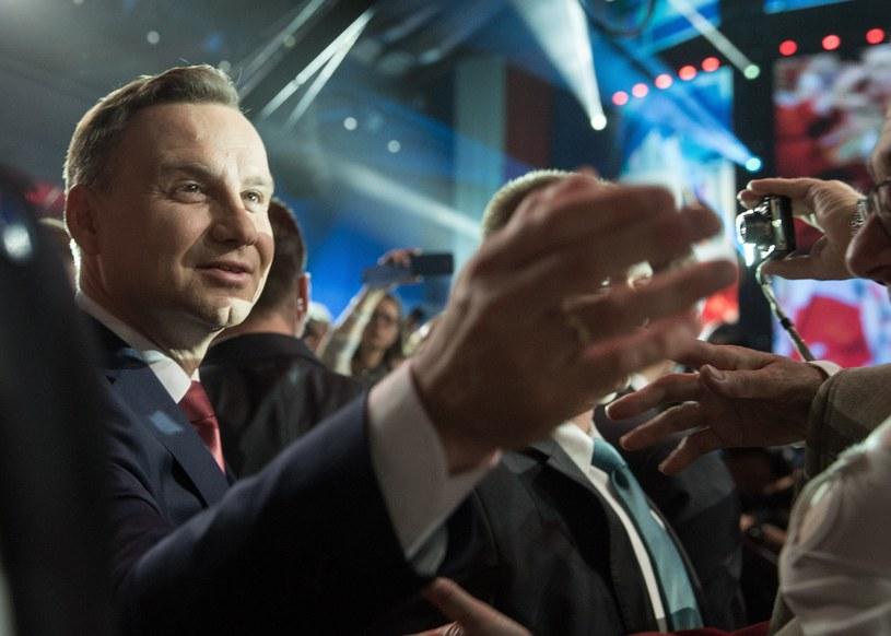 Konwencja PiS po wygranych wyborach prezydenckich, 06.2015 r. /Andrzej Iwańczuk /Reporter