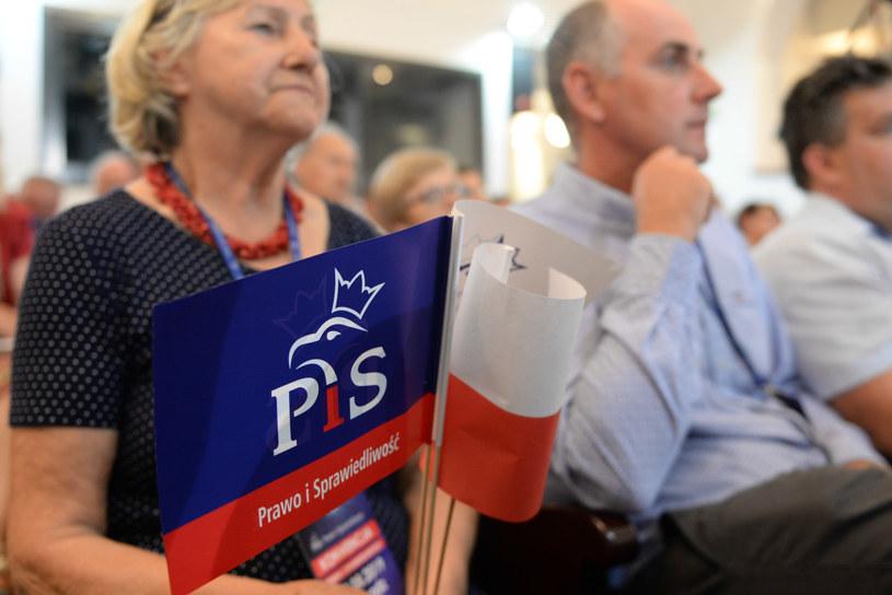 Konwencja PiS w Sieradzu, sierpień 2019 r. / Adam Staśkiewicz  /East News