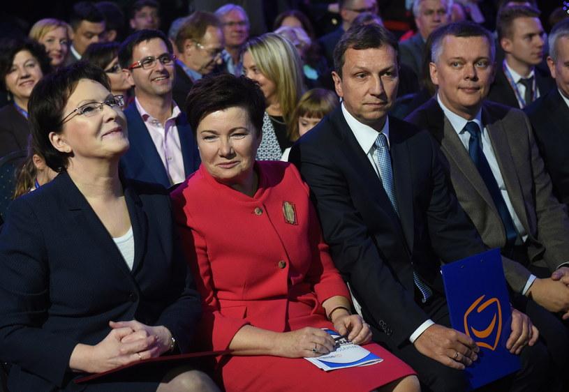 Konwencja Platformy Obywatelskiej /Radek Pietruszka /PAP
