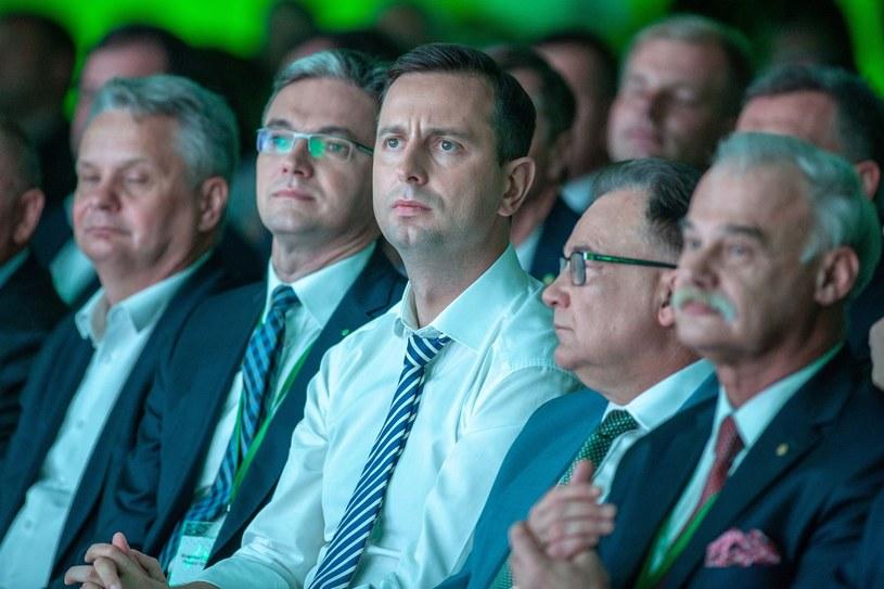 Konwencja wyborcza PSL /Grzegorz Banaszak /Reporter