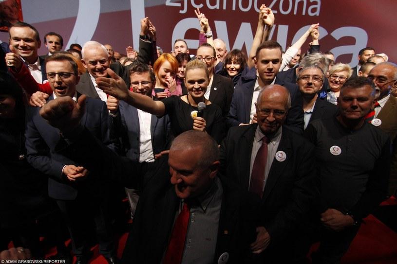 Konwencja wyborcza Zjednoczonej Lewicy /ADAM GRABOWSKI/REPORTER /East News