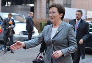 Kopacz: Porozumienie z Mińska kruche, potrzeba jedności UE
