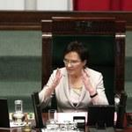 Kopacz rozmawiała z szefem ukraińskiej Rady Najwyższej