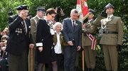 Kopacz złożyła kwiaty pod tablicą upamiętniającą wejście 2. Korpusu do Imoli