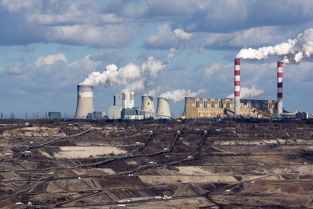 Kopalnia i Elektrownia Bełchatów. Fot. ADAM STASKIEWICZ /Agencja SE/East News