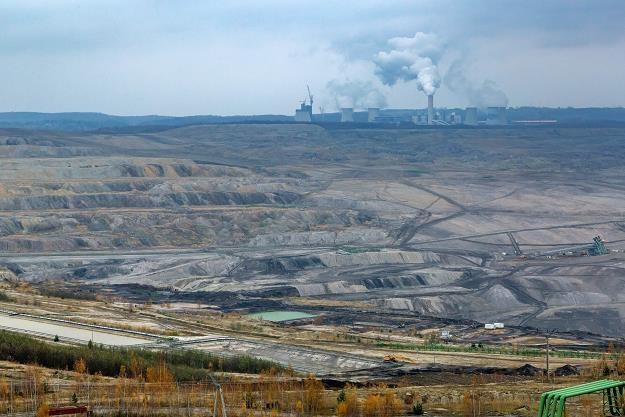 Kopalnia i elektrownia Turów. Fot. Grażyna Myślińska Foto Gość /FORUM