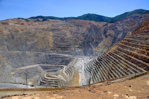 Kopalnia Kennecott Copper Bingham w USA /©123RF/PICSEL