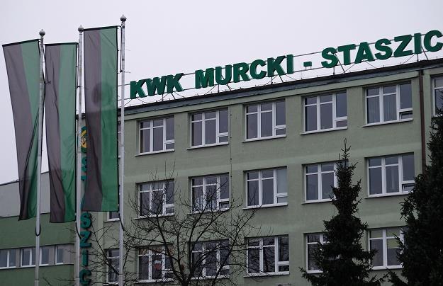 Kopalnia Murcki-Staszic w Katowicach /PAP