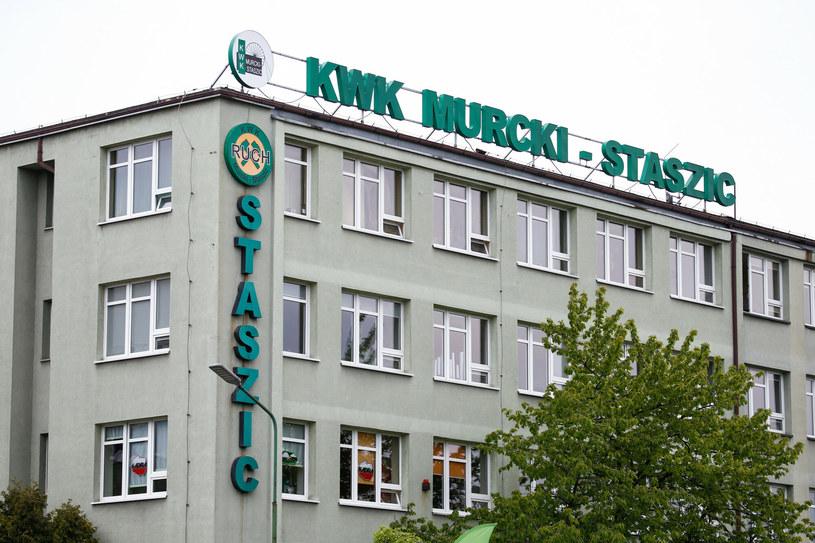Kopalnia Murcki-Staszic w Katowicach /Tomasz Kawka /East News