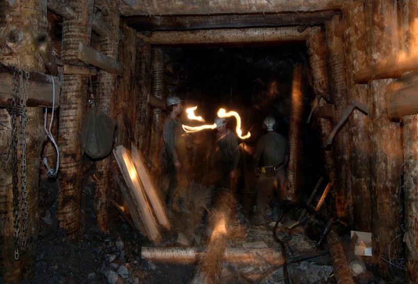 Kopalnia w Czechach; zdj. ilustracyjne /AFP