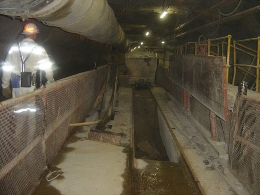 Kopalnia, w której doszło do wypadku /Harmony Mines/Philip Mostert /PAP/EPA