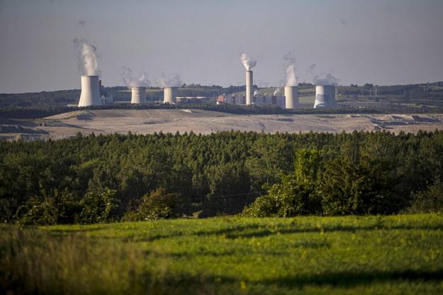 Kopalnia w Turowie /Martin Divisek /PAP/EPA