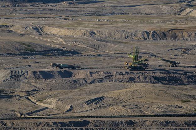 Kopalnia węgla brunatnego Turów w Bogatyni /Martin Divisek /PAP/EPA