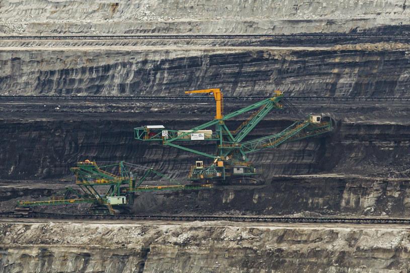 Kopalnia węgla brunatnego Turów; zdj. ilustracyjne /TOMASZ GOLLA/AGENCJA SE /East News