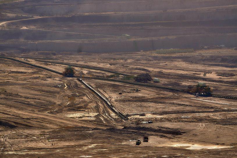 Kopalnia węgla brunatnego /PRZEMYSLAW GRAF/REPORTER /East News