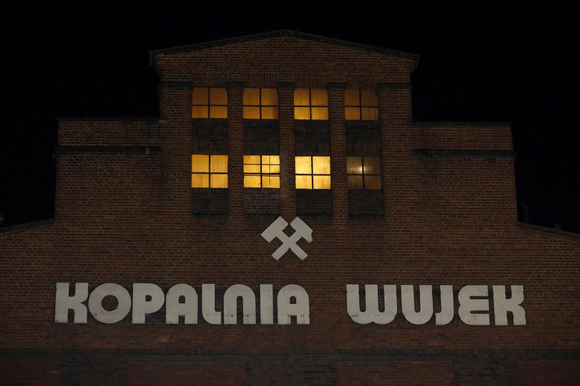 Kopalnia Wujek w Katowicach / Arkadiusz Lawrywianiec /Agencja FORUM