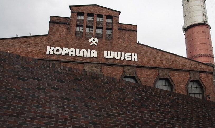 Kopalnia Wujek /Marek Kuwak /Agencja FORUM