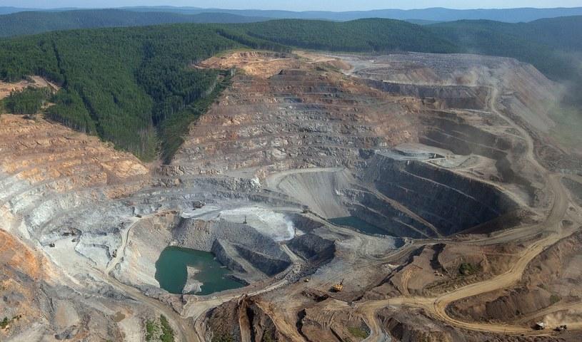 Kopalnia wydobycia złota w Rosji /AFP