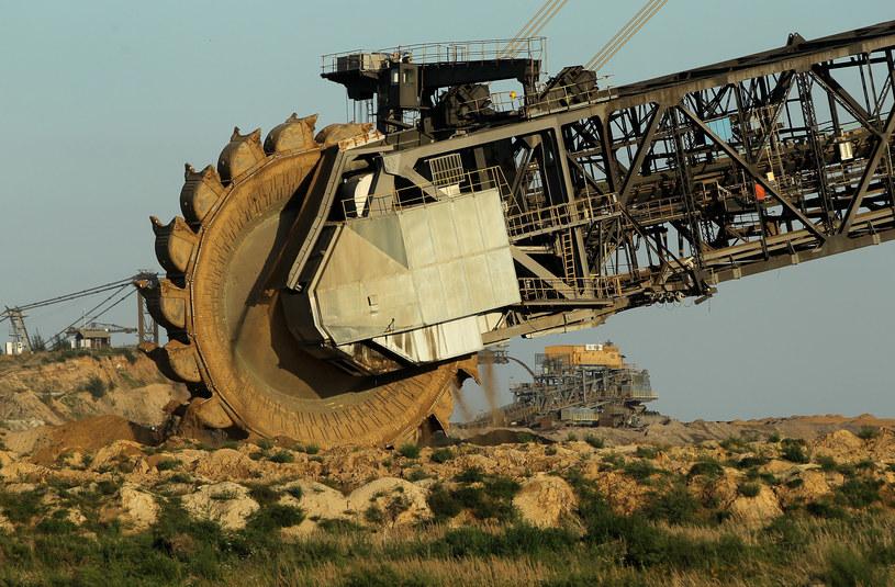 Kopania węgla brunatnego zdjęcie ilustracyjne /123RF/PICSEL