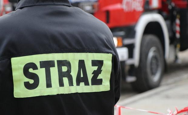 Koparka uszkodziła gazociąg w Rybniku. 13 osób ewakuowano